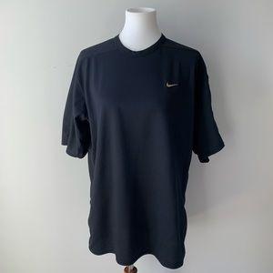 Nike Black Sphere Dry Shirt Size Large